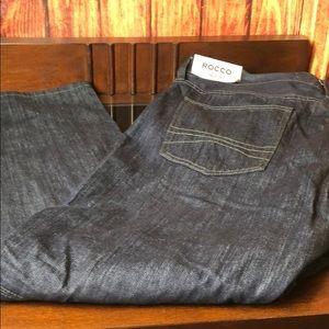 Express Jeans Rocco Slim Fit Skinny Leg 36 x 30